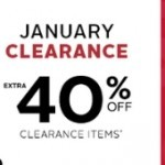 Coupon for: Bentley at Halifax Shopping Centre - January Clearance!