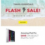 Coupon for: Best Buy - Today only! Huge Savings on Travel Tech