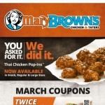 Coupon for: Mary Brown's Chicken & Taters - Delicious Deals from Mary Brown's!