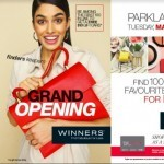 Coupon for: WINNERS GRAND OPENING on March 26th! - Parkland Mall