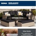 Coupon for: Rona - Here they are: our spring 2019 lifestyles