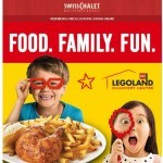 Coupon for: Swiss Chalet - want to go to LEGOLAND Discovery Centre Toronto