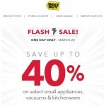 Coupon for: Best Buy - Flas sale - Today only!