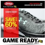 Coupon for: National Sports - Celebrating SPRING with these STEALS!
