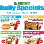 Coupon for: Nations Fresh Foods - Easter Sale!