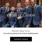 Coupon for: RW&CO - We've got you fitted out - Groom's Lounge