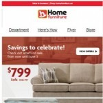 Coupon for: Home Hardware - Treat your home to new furniture