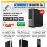 Coupon for: Tiger Direct - Refurbished blowout sale