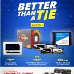 Coupon for: Newegg - Better Than A Tie: AMD RYZEN 5 2600 Over 24% OFF