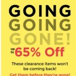 Coupon for: Kitchen Stuff Plus - Going...Going...GONE