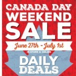 Coupon for: Ren's Pets  - Canada Day sale starts today!