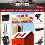 Coupon for: Peavey Mart - Kick Off the Weekend with These Incredible Deals