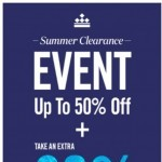 Coupon for: Peoples Jewellers - Summer Clearance Event: Take an EXTRA 20% OFF Clearance Styles