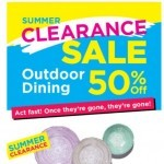 Coupon for: Kitchen Stuff Plus - 50% Off Outdoor Dinnerware