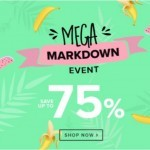 Coupon for: Well.ca - MEGA Markdown Event - Up to 75% Off!