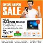 Coupon for: TigerDirect - SPECIAL COUPON SALE! Save Up to $500