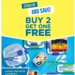 Coupon for: Kitchen Stuff Plus - Stock Up & Save on Lunch Containers