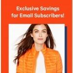 Coupon for: Joe Fresh - Exclusive Savings!