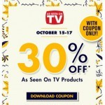 Coupon for: Red Apple - Save on your Favourite As Seen On TV Products!