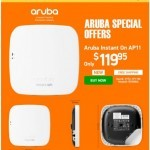 Coupon for: TigerDirect - HPE ARUBA SPECIAL DEALS!
