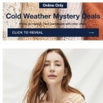 Coupon for: Gap - You're getting up to 50% off + a BONUS code