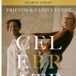 Coupon for: Banana Republic Friends & Family - STARTS TODAY! Friends & Family is here.