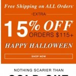 Coupon for: GUESS Factory Men - No Tricks, Just EXTRA 15% OFF