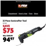 Coupon for: Home Hardware - Call it Pro-vember