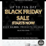 Coupon for: Healthy Planet - Black Friday Starts NOW!