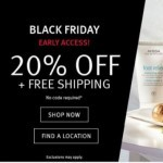 Coupon for: Aveda Black Friday - Enjoy 20% off your favorites! Black Friday Warm Up