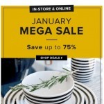 Coupon for: Linen Chest - REMINDER: Your Extra 25% Coupon Expires Today + MEGA Sale Continues...