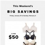 Coupon for: Hudson's Bay - This weekend's BIG SAVINGS start now!
