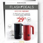 Coupon for: Stokes - The Must Milk Frother Deal is back!