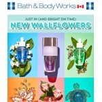 Coupon for: Bath & Body Works Canada - Calling all Wallflowers lovers! Get 3 FREE NOW!