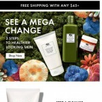 Coupon for: Origins Canada - Our Simplest Way To Achieve MEGA Changes
