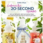 Coupon for: Bath & Body Works - turn your sink into your happy place
