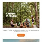 Coupon for: Sail - Dreaming of camping in the great outdoors? Tons of discounts to get ready for summer!