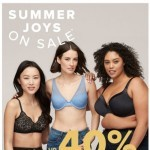 Coupon for: Hudson's Bay - Your favourite intimates are on sale—up to 40% off