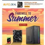 Coupon for: Newegg - 72Hrs Only! $79.99 (after Mail-In Rebate) ASRock B450M PRO4-F AMD Motherboard