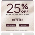 Coupon for: Jockey - Hand picked for you: 25% OFF